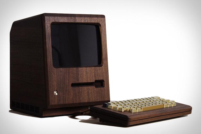 Golden Apple Macintosh Replica