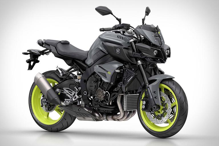 Yamaha MT-10 Motorcycle
