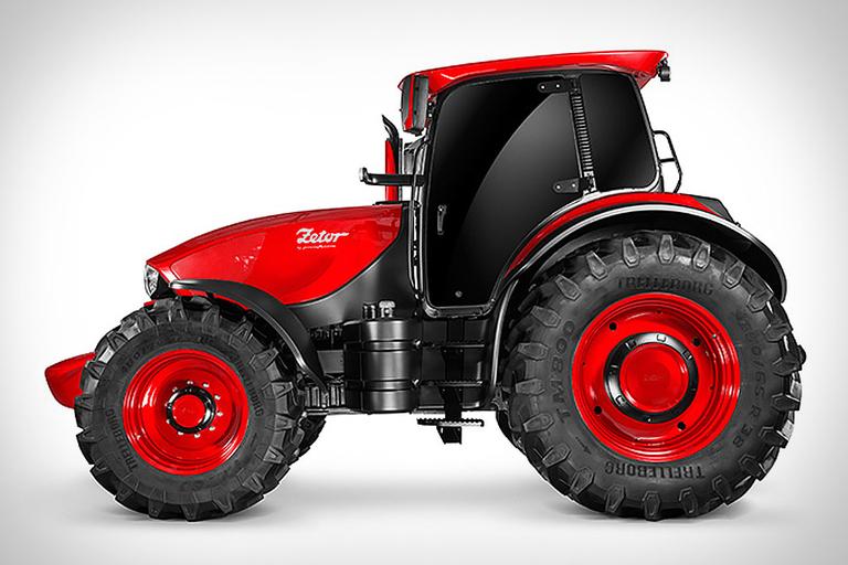 Zetor by Pininfarina Tractor