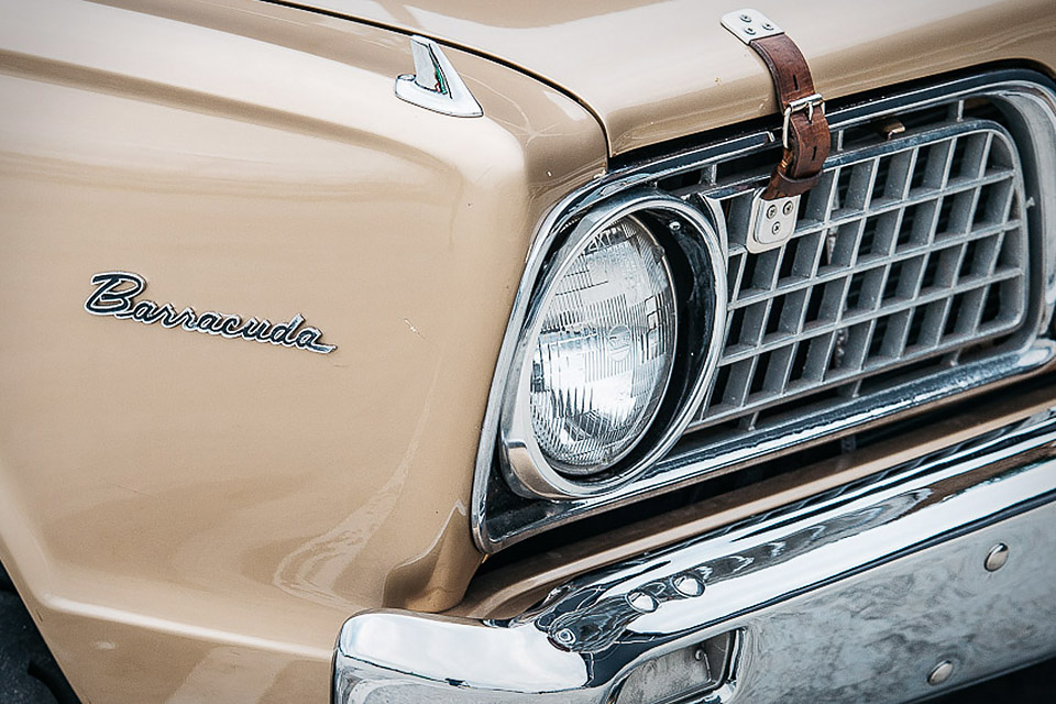 Deus Ex Machina 1966 Plymouth Barracuda | Uncrate