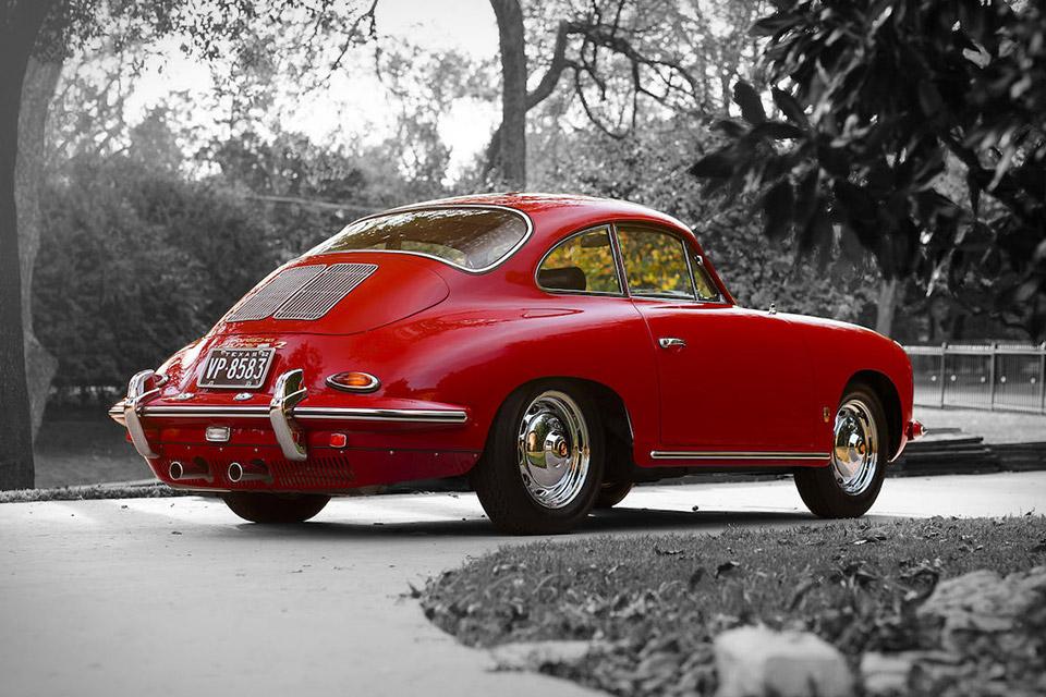 1962 Porsche 356 Carrera 2 Uncrate