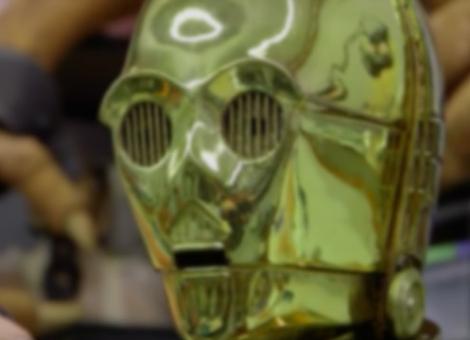 The C-3PO Suit Builder