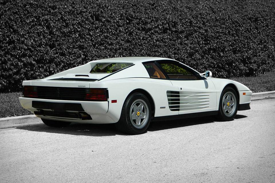 The Wolf Of Wall Street\u0027s 1991 Ferrari Testarossa