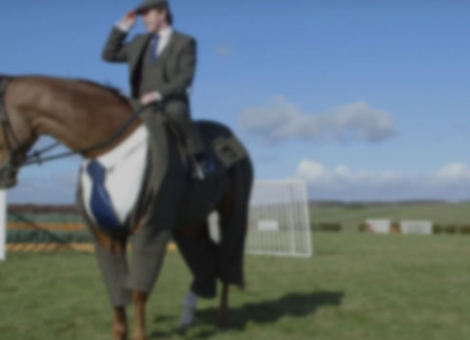 Horse in a Three-Piece Suit