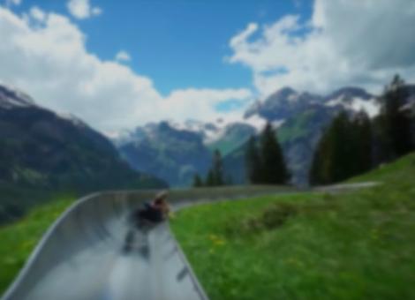 Swiss Mountain Coaster