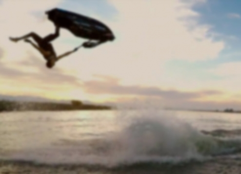 Freestyle Jet Skiing