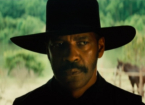 The Magnificent Seven Teaser Trailer