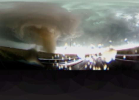 360-Degree Tornado