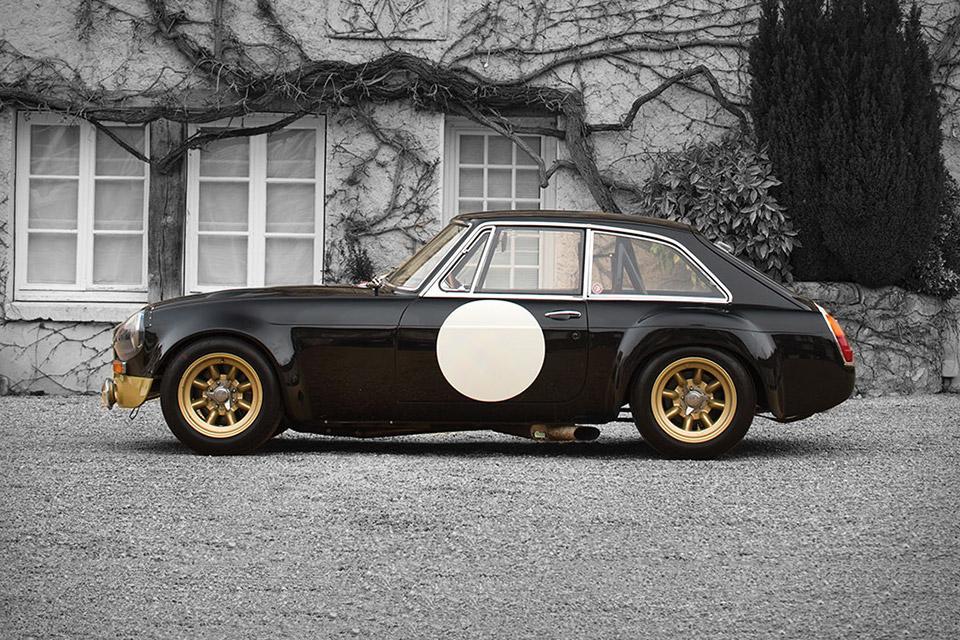 1969 MG MGC GTS Sebring | Uncrate
