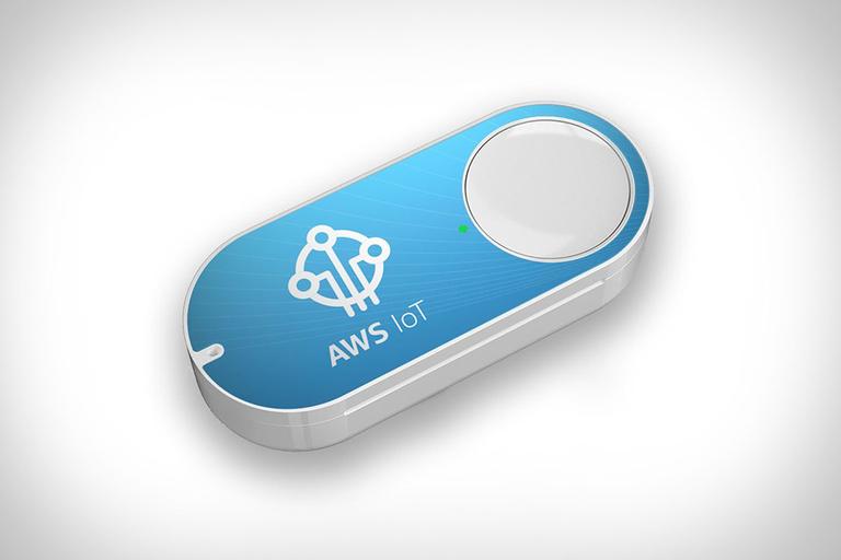 Amazon Programmable Dash Button