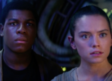 Everything is a Remix: The Force Awakens