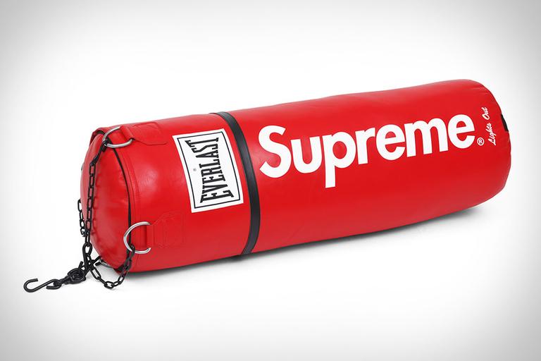 Everlast x Supreme Heavy Bag