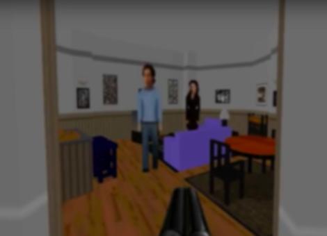 Jerry's Apartment in Doom