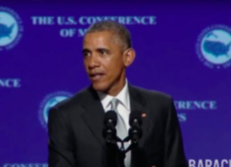 Obama Sings Drake