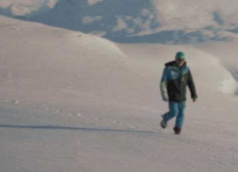 Simon Beck: Snowartist