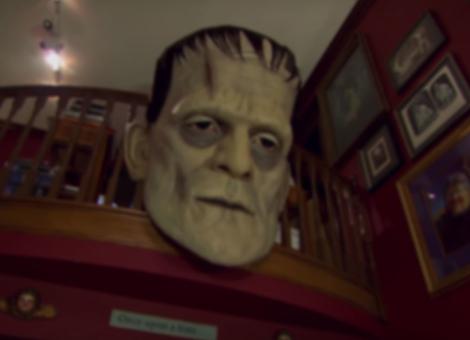 Guillermo Del Toro's Bleak House