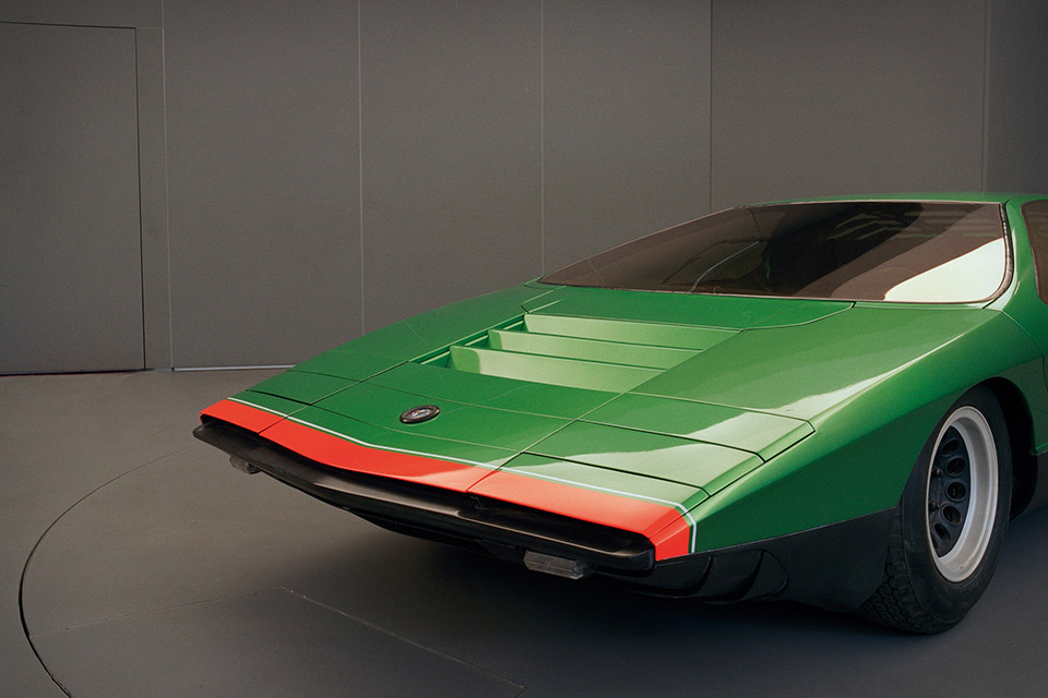 Bertone Concept Cars | Uncrate