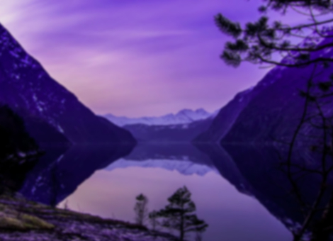 The Fjords of Norway
