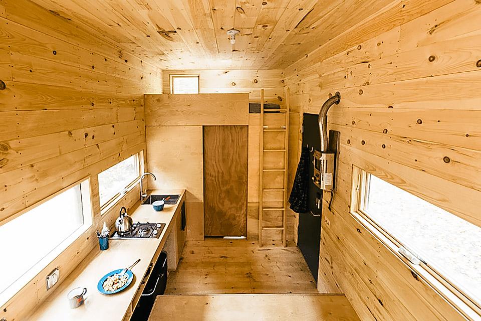 Getaway cabins uncrate Getawaycabins com