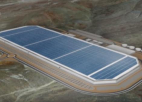 Inside Tesla's Gigafactory