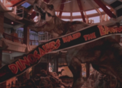 Jurassic Park: The Limits of VFX