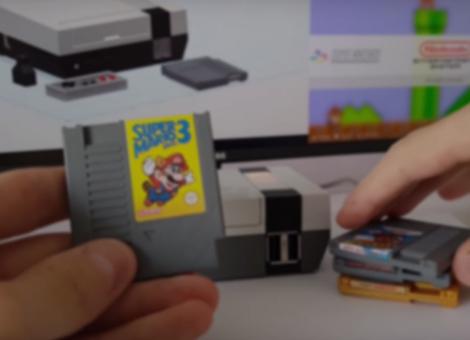 Mini NES Classic Console