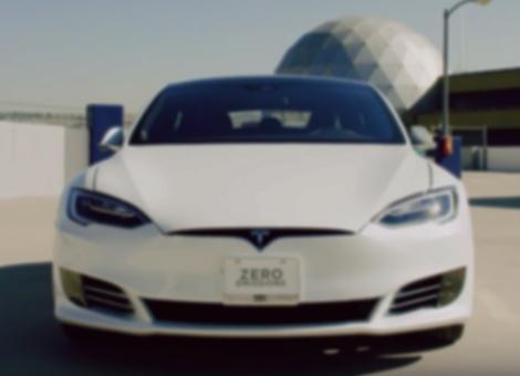 Tesla's Self-Driving Autopilot