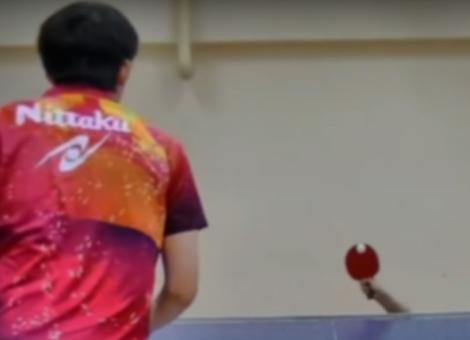Takkyuugeinin's Ping Pong Trick Shots