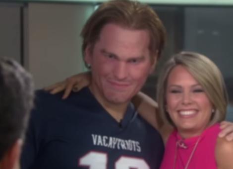 Fake Tom Brady
