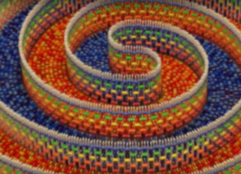 Triple Domino Spiral
