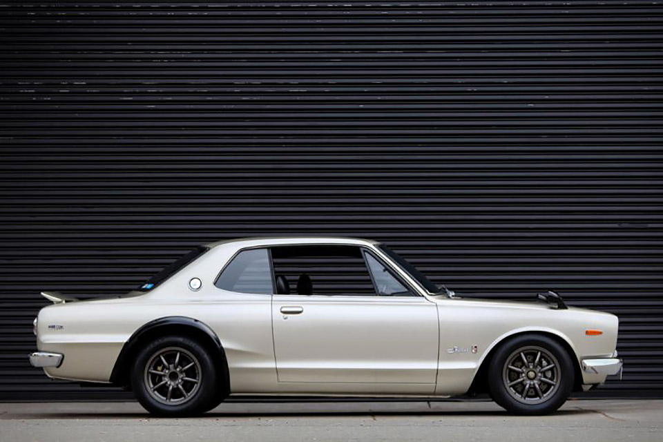 1972 Nissan Skyline GT-R Hakosuka | Uncrate