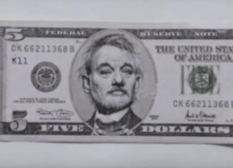 $5 Bill Murray