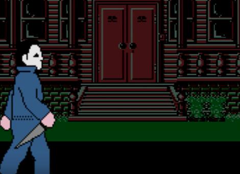 8-Bit Halloween