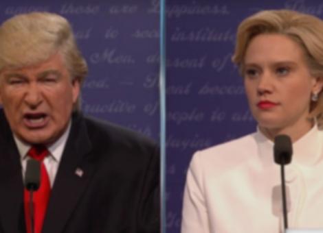 Donald Trump Vs Hillary Clinton: Final Debate