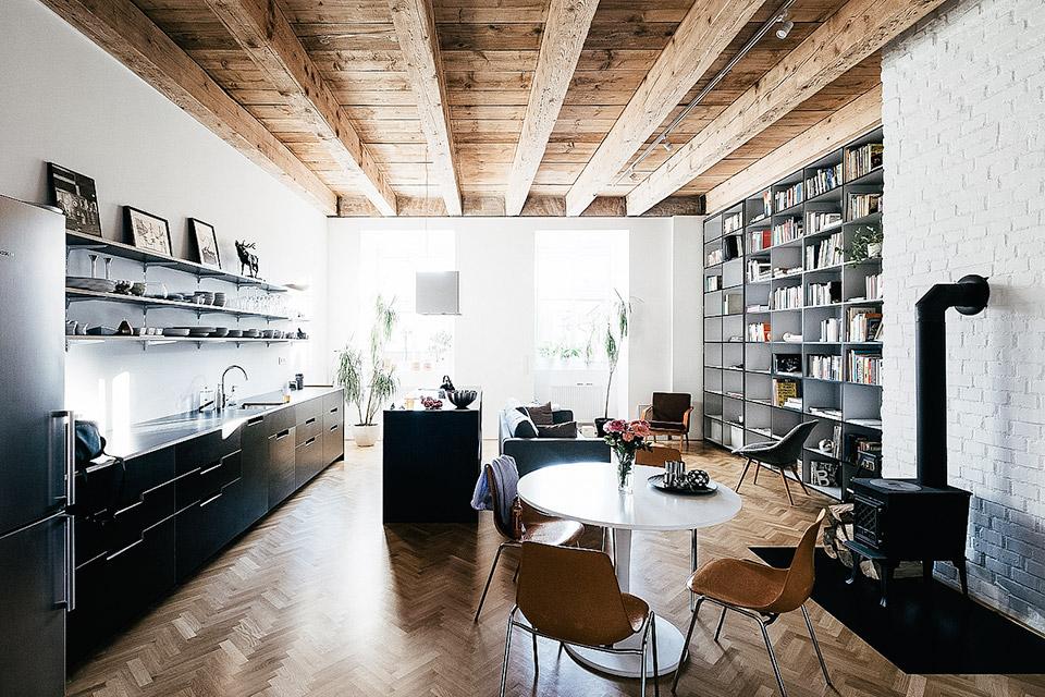 Slovakian Hidden Bedroom Apartment | Uncrate