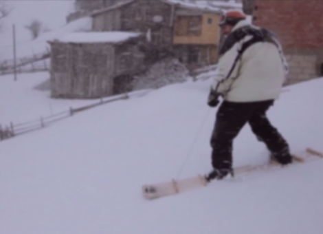 The Unlinked Heritage of Snowboarding