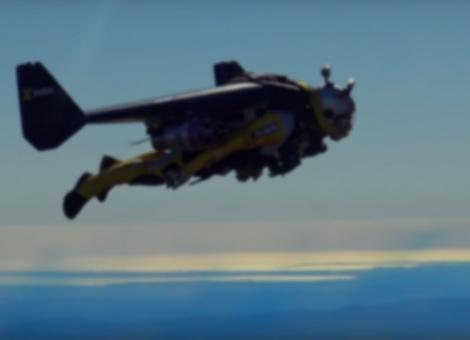 Alpha Jetman