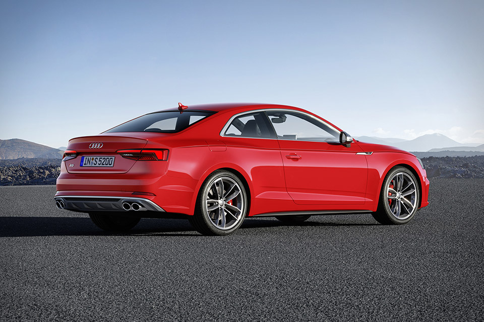 Audi S Coupe Uncrate - Audi coupe