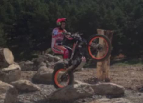 Toni Bou Moto Trials