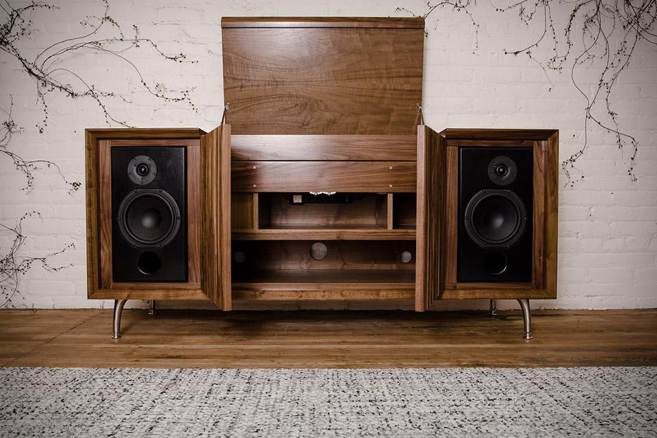 wrensilva standard one stereo console uncrate
