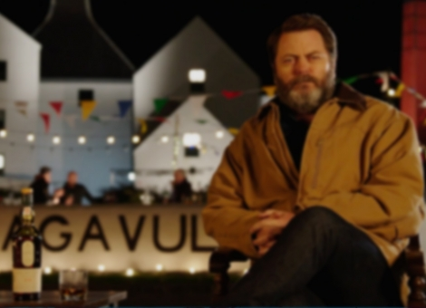 Nick Offerman's New Year's Eve