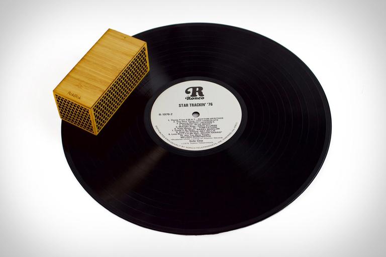 RokBlok Record-Riding Player