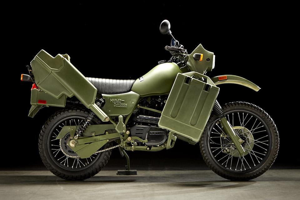 Ducati Scrambler Desert Sled Motorcycle | Uncrate