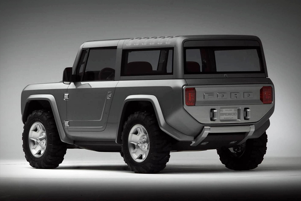 2020 Ford Bronco | Uncrate