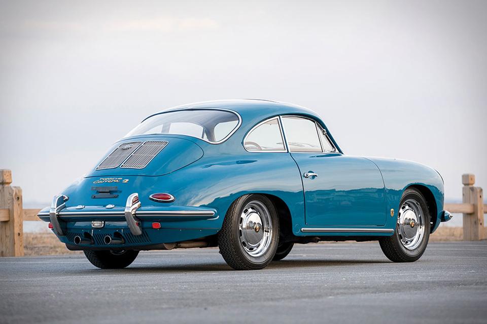 1963 Porsche 356 B Carrera 2 Uncrate