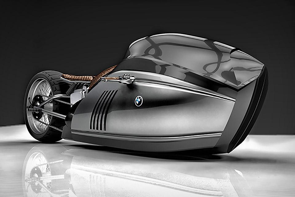 BMW K75 Alpha Motorcycle | Uncrate