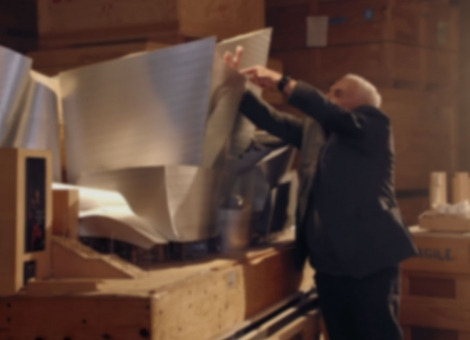 Architect Frank Gehry's Masterclass