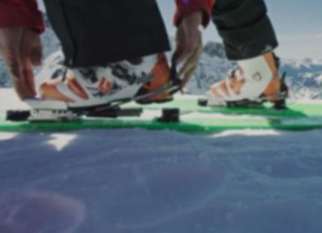 A Skiing Fairy Tale
