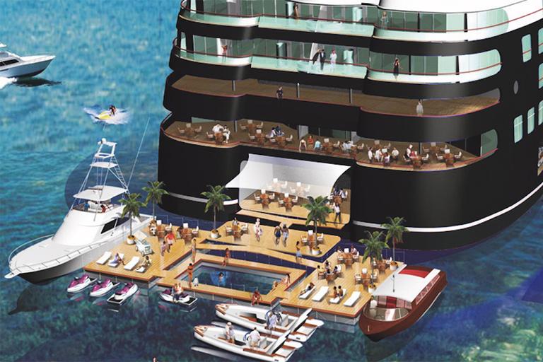 Quintessentially One Superyacht