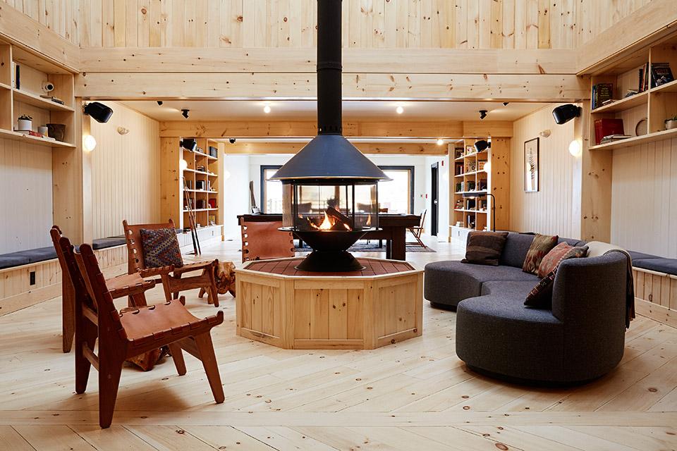 Scribner's Catskill Lodge | Uncrate